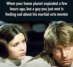 Original Memes - 15 star wars memes for distinguished original trilogy purists