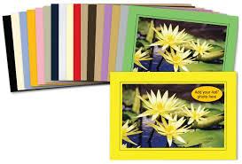 photographer s edge photo insert card sle pack