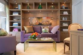 Purple Sleeper Sofa Bedroom Fabulous Sleeper Sofa In Purple And Sconce Lighting For