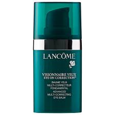 visionnaire eye cream advanced multi correcting eye balm lancôme