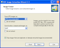 pdf image extraction wizard download