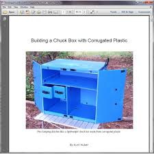 Camp Kitchen Box Plans by The Camping Kitchen Box Store Building A Chuck Box With