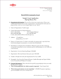 sle rfp template cover letter for a grant grants manager sle sle