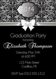 graduation party invitations templates invitations ideas