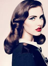 30 iconic retro and vintage hairstyles 1950s makeup 1950s and