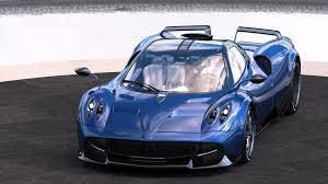 Pagani Unveils One Off Huayra Pearl Edition