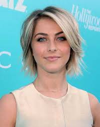 Choppy Bob Frisuren by A Longer In The Front But With That Length Bangs Chic