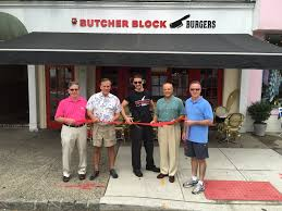 westfield week in review butcher block burgers opens bad moms butcher block burgers a restaurant by chef c j reycraft jr celebrated its grand opening with a ribbon cutting saturday aug 6
