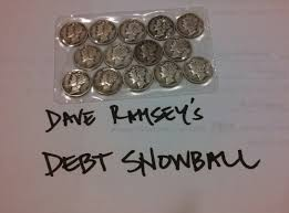 Free Budget Spreadsheet Dave Ramsey by Debt Snowball Explained Dave Ramsey Baby Step 2 Youtube