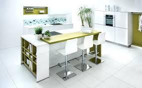 table de cuisine haute avec rangement table haute cuisine avec rangement table bar cuisine avec rangement