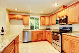 light kitchen cabinets countertops bright kitchen room with light brown cabinets with granite counter