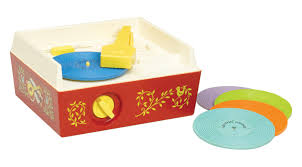Fisher Price Toy Box Fisher Price Classics Record Player Amazon Co Uk Toys U0026 Games