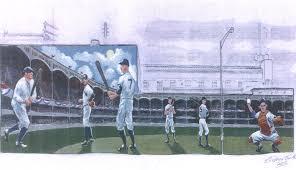 baseball fever bhamarchitect s blog wall of dreams