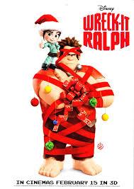 figured wreck ralph christmas promotion