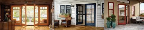 French Outswing Patio Doors by Essence Swing Door Milgard