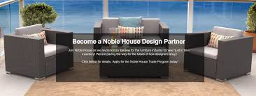 noble house furniture register as a reseller with noble house