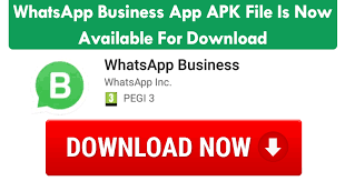 apk whatsapp business app apk file is now available for