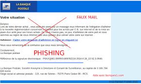 la banque postale si e social faux mail reçu la banque postale arnaque mail