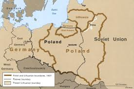 Map Of Germany And Poland by Poland Map U2013 Atlantic Sentinel