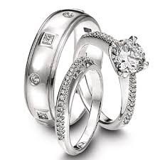 wedding rings his and hers matching sets wedding bands sets for him and his hers matching set 5mm