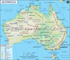 map of australia and oceania countries and capitals map of australia provinces major tourist attractions maps