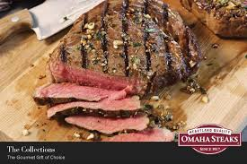 omaha steaks gift card the omaha collection gift certificates for every budget the