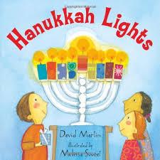 hanukkah lights david martin sweet 9780763630294