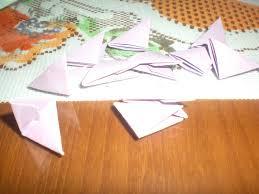 cara membuat origami hello kitty 3d tria galeri origami