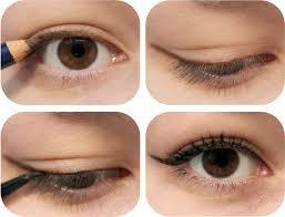 light brown gel eyeliner makeup tips