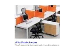 Modular Office Furniture Importance Of Modular Office Furniture In Office