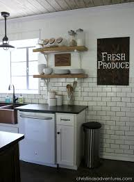 Design Notes Kitchen Makeover On Diy Farmhouse Kitchen Makeover All The Details Christinas