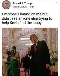 Home Alone Meme - donald trump home alone 2 meme whereismyvote info