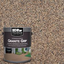 Decorative Stone Home Depot Behr Premium 1 Gal Gg 15 Amethyst Decorative Concrete Floor