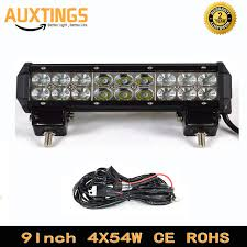24 inch led light bar offroad germany stock free tax driving 9 inch 54w combo beam 24 volt led