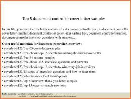 Document Controller Sample Resume by Pipeline Controller Cover Letter