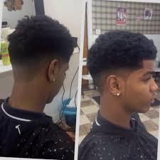 coupe cheveux homme noir photos coupe de cheveux homme black garcons avec femmes coiffure