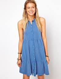 asos shirt dress in acid wash http picvpic com women dresses day