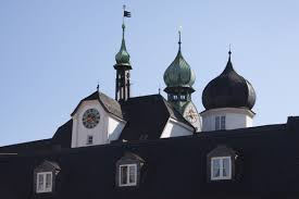 Roof Finials Spires by Free Images Architecture Roof Building Blue Church Chapel