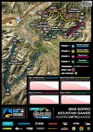 Vail Map Vail Bme Stop 2 Series Points Big Mountain Enduro