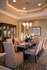 What Is A Dining Room A Example Of A Coffered Ceiling In A Dining Room A Coffered
