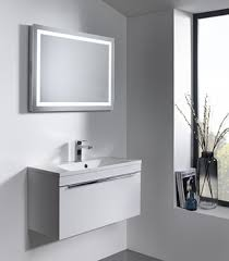 Designer Bathroom Mirrors Modern Bathroom Mirrors Alluring Decor F Lighted Vanity Mirror