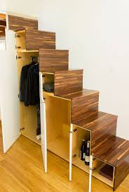 Home Interior Staircase Design by Best 25 Tiny House Stairs Ideas On Pinterest Tiny House Storage