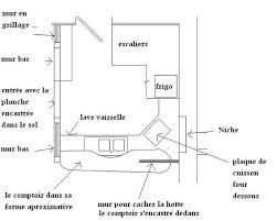 dessin evier cuisine le dernier plan de la cuisine la maison creusoise