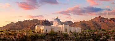 tucson arizona temple information lds temple pictures