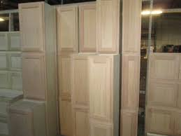 where to buy unfinished wall cabinets 18 inch all wood unfinished stain grade oak kitchen wall cabinets