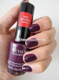 strawberry hearts chocolate darts revlon colorstay nail polish