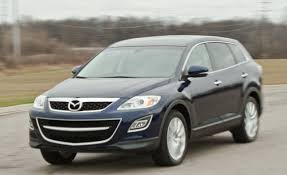 mazda suv cars 2010 mazda cx 9 awd quick test reviews car and driver