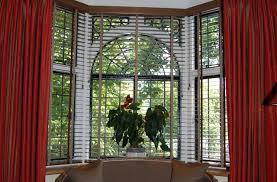 How To Put Curtains On Bay Windows Window Treatments For Bay Windows Lovely Window Curtains Styles