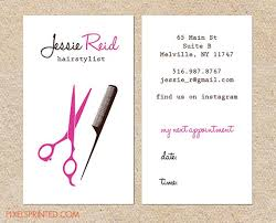 hairdresser business cards best 25 hairstylist business cards