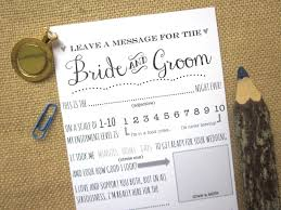 advice to the and groom cards wedding message cards for guests designs agency